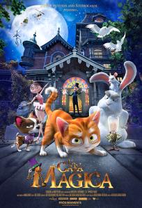 La_casa_mágica poster